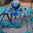 Wielkie budowanie z klocków Lego i z klocków Mindstorms