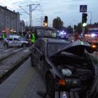 Wypadek na Powstańców Śląskich