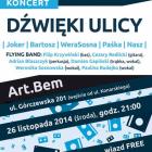 Koncert w Art.Bemie